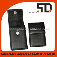 High Quality Genuine Leather Mobile Phone Case With Flap Cover