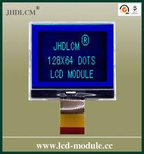 Los moduls JHD12864-G63BSB-BL lcd