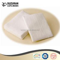 Cosmetic Cotton pad (110gsm,5cmX6.5cm,0.36g/pc) 100% cotton