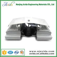 Concrete durable roof waterproof aluminum profile expansion joints types