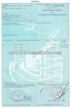 Certification of CIQ, CO by EMBASSY, shipping service from China to USA,Canada