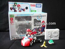 Wholesale Anime Nintendo Super Mario Bros Mario MINI Remote Control Car COLLECTION