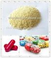 de calidad farmacéutica gelatina de cuero 200 bloom