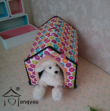 warm lovely cat tent dog house bed for pet outdoor