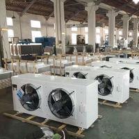 Cool room evaporators, radiator milk condenser evaporator specification, heat exchanger condenser and evaporator
