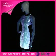 luminous light up 2015 african adult lady girls wedding party dress