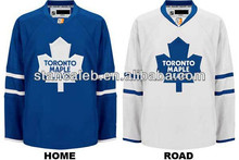 Toronto Maple Leafs Canada custom sublimation ice hockey jersey Ice hockey jersey