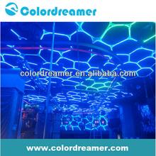 rgb led dmx pixel LED light bar 32pcsSMD5050 dmx flexible strip light