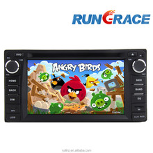 android 4.2.2 toyota 6.2 inch car navigation and entertainment system