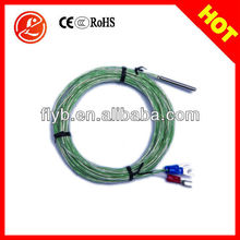 mineral insulated cable pt100 sensor for water
