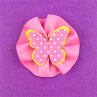 soft 3d rattle latest pageant hair accessories