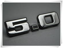 Automobile emissions number logo car accessary badge car used car parts