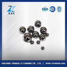 Popular sale carbide balls and valve seats in China supplier