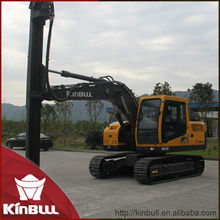 Best band in china rotary foundation pile scale model drilling rigs