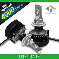 led headlights h7 led for Skoda Octavia