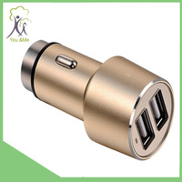 2015 Cheap used cars for sale usb plugs car charger slim new design dual usb car charger