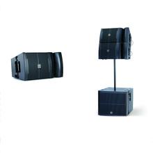 450w plywood neodynium 2-way line array pa sound system