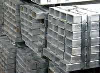 Zinc coated/Galvanized Square/Rectangular Steel Pipe/Hollow Section/SHS supplier 03