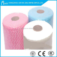 china supplier 100% polyester nonwoven fabric with manufacture price