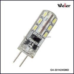 lampada 1.5W Led G4 2700k