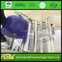 Soft Popular Transparent PVC Strip Curtain