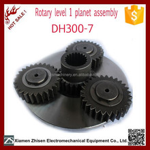Hot sale excavator planet gear assembly DH300-7 planet assy