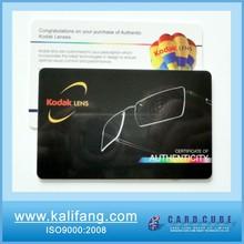 tarjeta de RFID