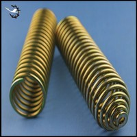 Custom 2015 new style stainless steel small coil spring