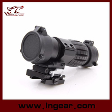 Tactical sight for 3X Magnifier Type Sight Scope With Flip-up Mount sight for rifle
