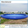 PVC custom inflatable pool toys outdoor swiming pool inflatable, adults swimming pool toys for water