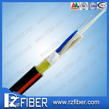 Span 250 Dielectric 6 core optical fibre cable equipment
