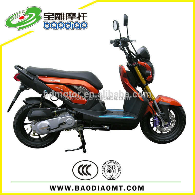 X zoomer fashion new chinese cheap gas scooters for Cheap gas motor scooters