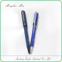 Best selling plastic screw korea stationery pen
