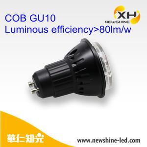 Ra>90 5W 45度LEDスポットライトのGU10