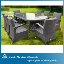 2015 new style wicker garden furniture