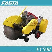 FASTA FCS40 gasoline concrete road saw