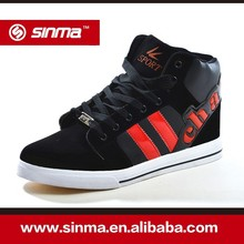 china most popular trainers fancy sneaker lace-up men canvas shoe cheap