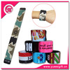 Business gifts cotton name tag mosquito repellent wristband