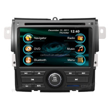 Car Radio Auto Audio Stereo Multimedia DVD Player GPS Navigation for Honda City