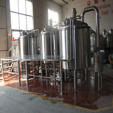 Fermenting Equipment Processing and Alcohol Processing Types 10BBL brewery equipment