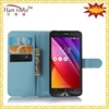 For ZenFone 2 mobile phone accessory protective back cover flip leather case for ASUS ZenFone 2 Laser ZE550KL 5.5 inch