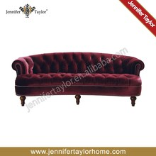 China No.1 fabric antique sofa