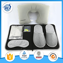Travel or camping sleeping kits for airline