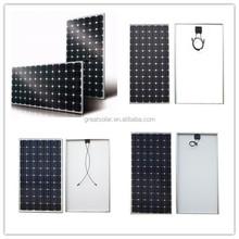 Chinese 20Watt mono solar panels price per watt solar panels
