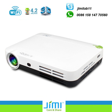 JIMI projector Play files directly from smart phones, usb flash drive/micro SD card Q shot3