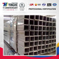 hot sale square/rectagular pipe/tube,square steel pipe steel tube hollow section export to vietnam