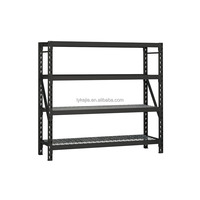 Household Used Steel Pallet Rack Good Quality Metal Goods Storage Shelf Garage Products Shelf