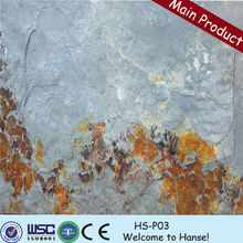Precio de cuarcita productos de piedra precio de fábrica de venta al por mayor apilados cultura pizarra azulejos