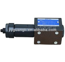 Yuken hidráulica de la serie válvula válvula de secuencia mha-01 25 mpa