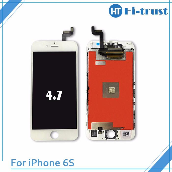 Chegada nova Tianma tela de substituição de alta qualidade para o iphone 6 s, para o iphone 6 s lcd com digitador assembléia, para o iphone 6 s lcd